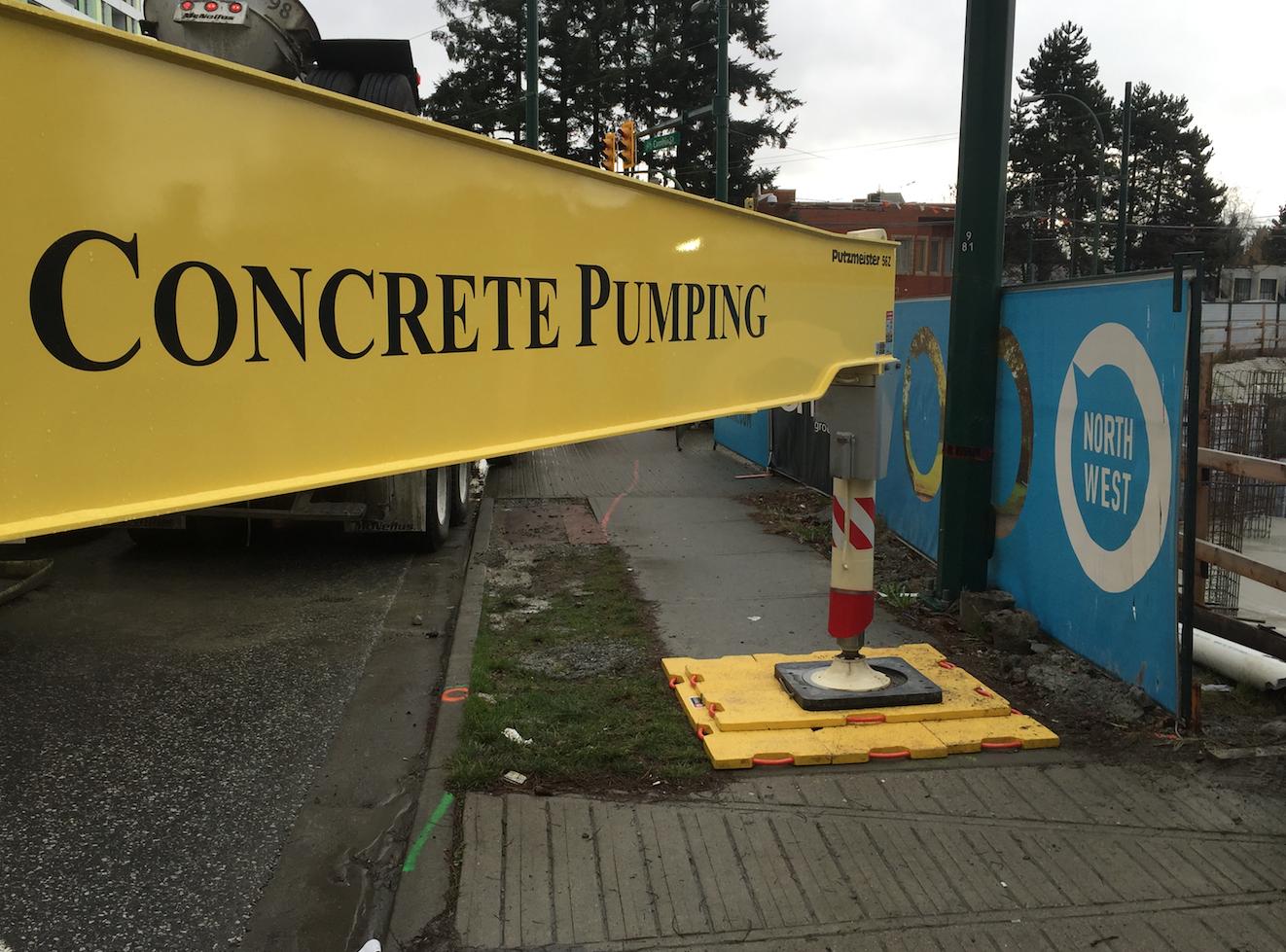 AJ'S Concrete Pumping - DICA