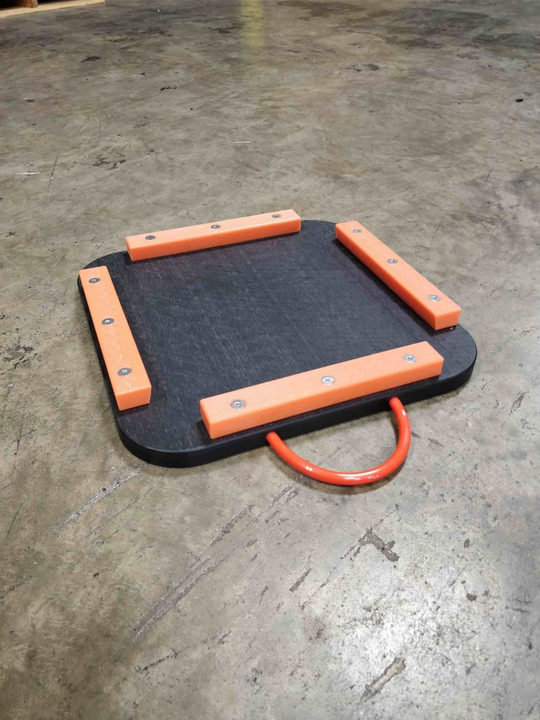 DICA SafetyTech Cavity Pad Plus Outrigger Pad