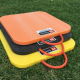 DICA SafetyTech Outrigger Pads_Hi Viz Yellow and Orange