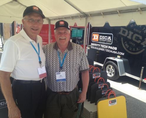 DICA Outrigger Pads EUFMC 2014.
